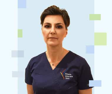 Αναστασία Καψωμενάκη - Νοσηλεύτρια