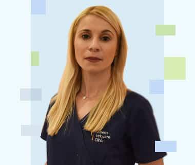 Αντωνία Λούλα - Νοσηλεύτρια